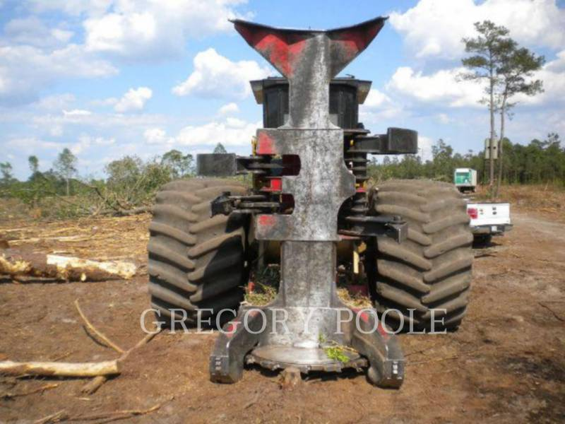 CATERPILLAR FORESTRY - FELLER BUNCHERS - WHEEL 573 equipment  photo 9