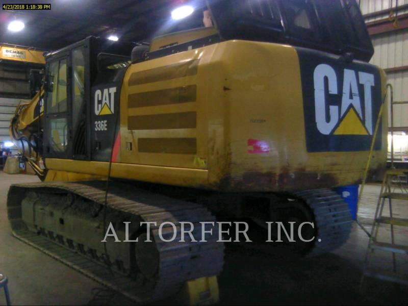 CATERPILLAR PELLES SUR CHAINES 336EL TH equipment  photo 2