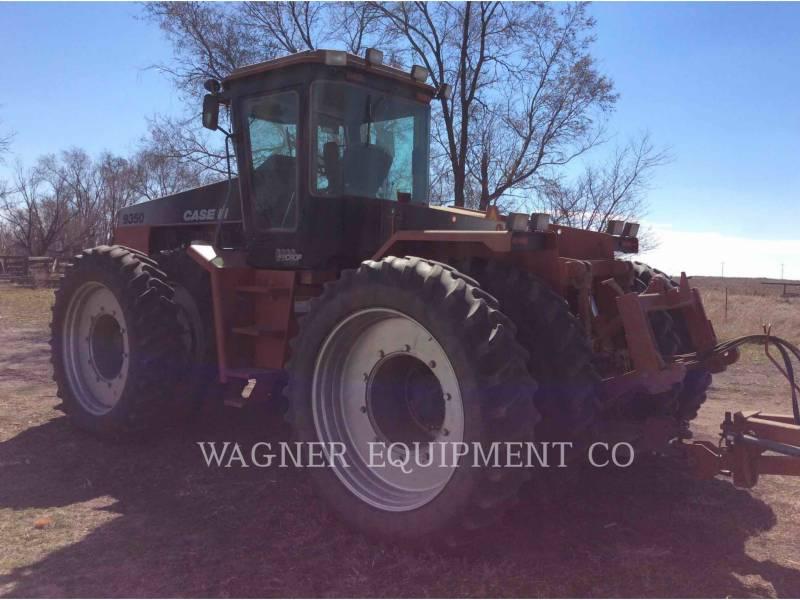 CASE AG TRACTORS 9350 equipment  photo 4