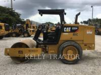 CATERPILLAR COMPACTEUR VIBRANT, MONOCYLINDRE LISSE CS34 equipment  photo 2