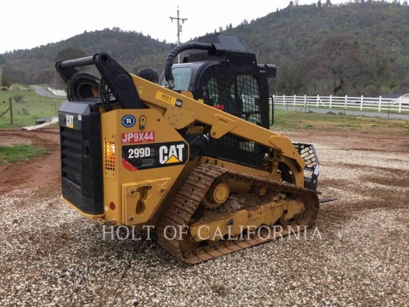 CATERPILLAR MINICARGADORAS 299D2XHP equipment  photo 4