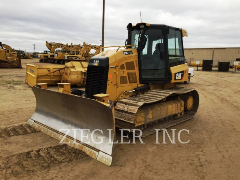 CATERPILLAR TRACTEURS SUR CHAINES D5K2LGP equipment  photo 3