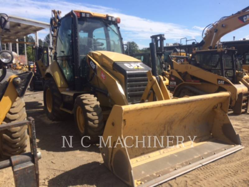 CATERPILLAR BACKHOE LOADERS 420F 4ECB equipment  photo 2