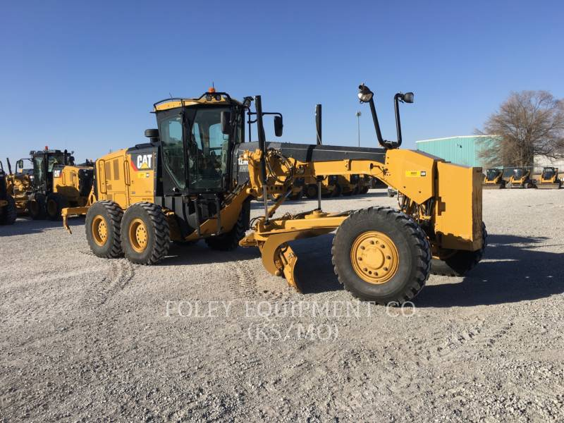 CATERPILLAR MOTORGRADER 12M2AWD equipment  photo 1