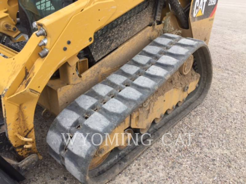 CATERPILLAR MULTI TERRAIN LOADERS 289D equipment  photo 9