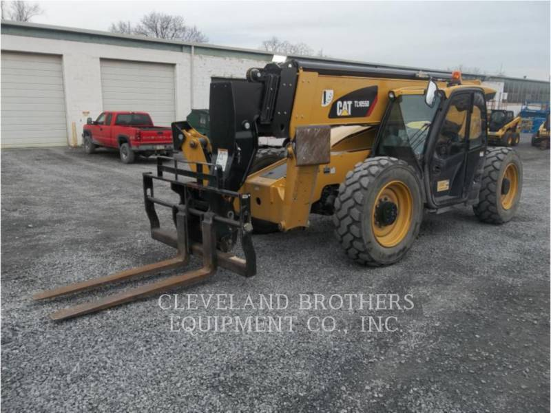 JLG INDUSTRIES, INC. TELEHANDLER TL1055D equipment  photo 1