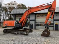 Equipment photo HITACHI ZX250LCN-3 PELLES SUR CHAINES 1