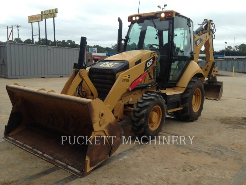 CATERPILLAR バックホーローダ 430FST equipment  photo 6