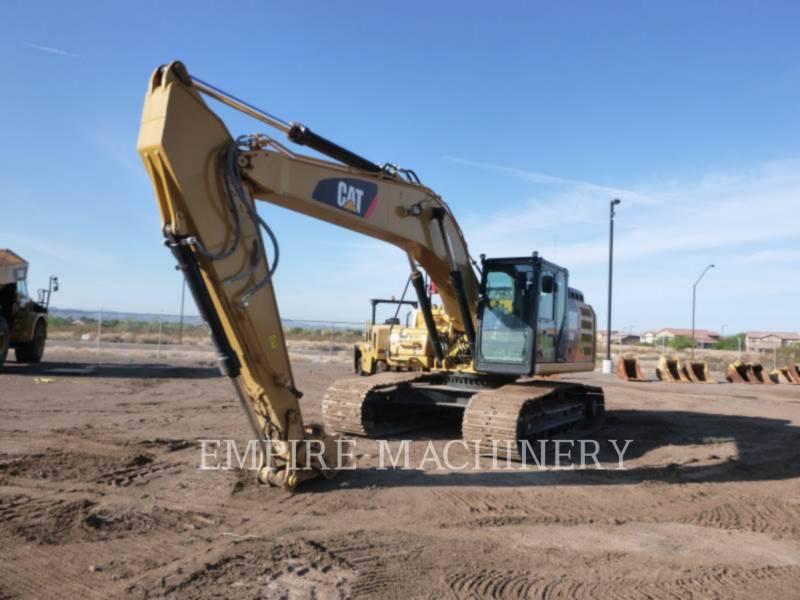CATERPILLAR TRACK EXCAVATORS 330FL equipment  photo 4