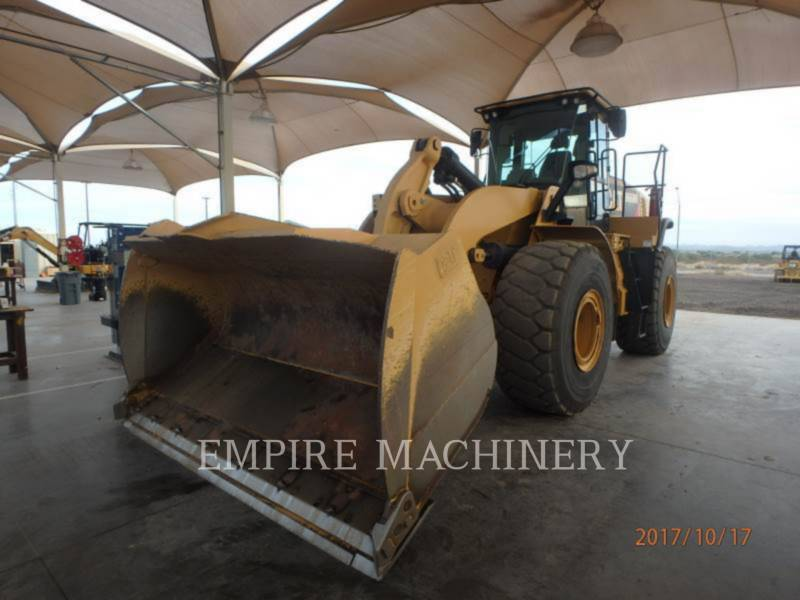 CATERPILLAR RADLADER/INDUSTRIE-RADLADER 966M equipment  photo 4