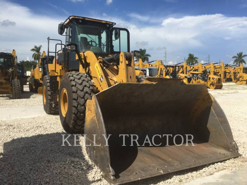 CATERPILLAR CARGADORES DE RUEDAS 950M equipment  photo 1