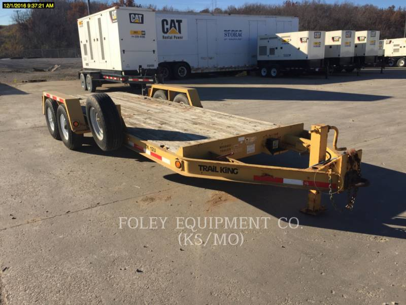 TRAILKING TRAILERS TK12U equipment  photo 1