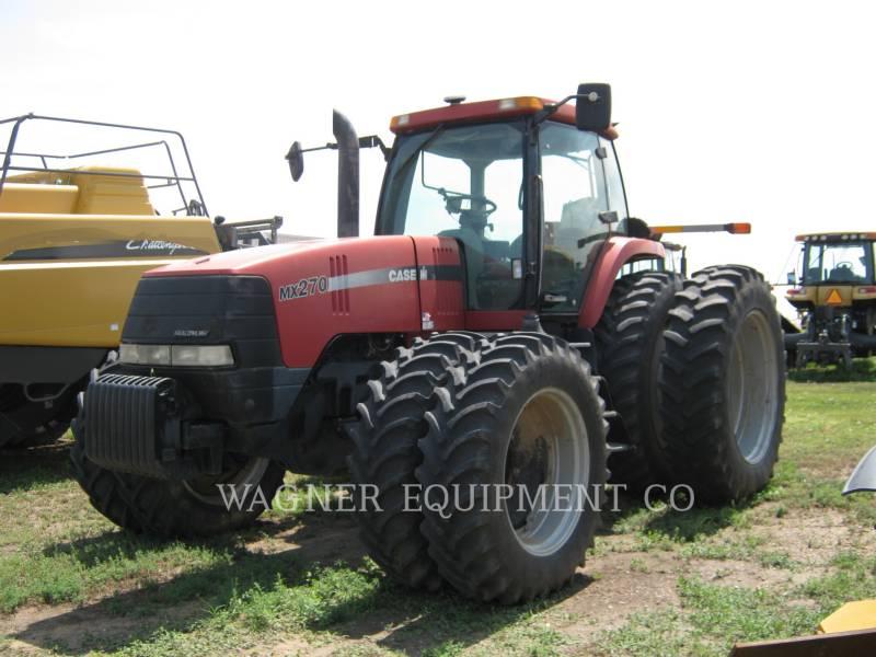 CASE AG TRACTORS MX270 equipment  photo 1