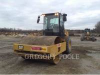 CATERPILLAR COMPATTATORE A SINGOLO TAMBURO VIBRANTE LISCIO CS54B equipment  photo 1