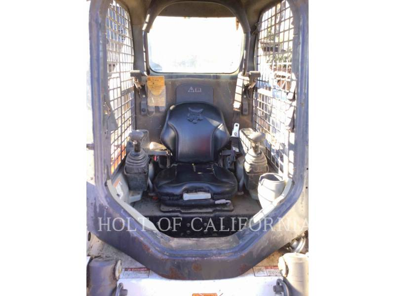 BOBCAT SKID STEER LOADERS S850 SSL equipment  photo 13