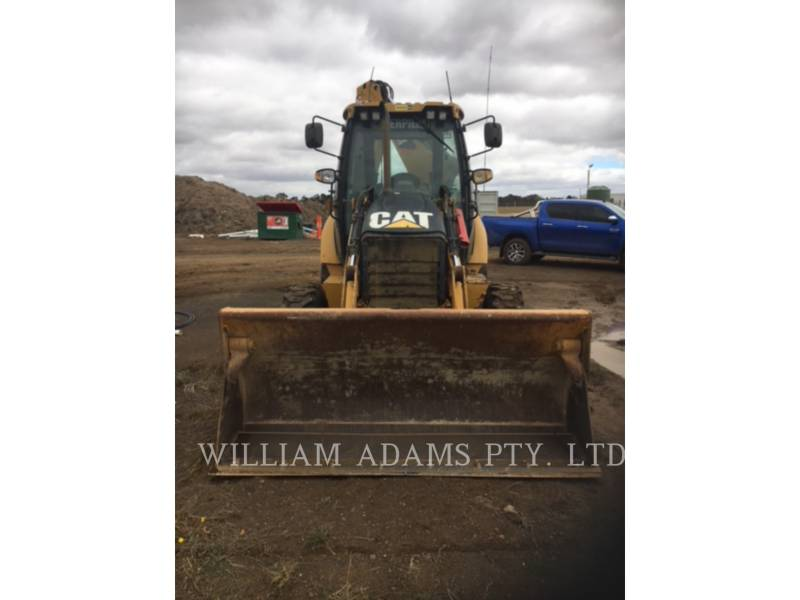 CATERPILLAR BACKHOE LOADERS 432E equipment  photo 4