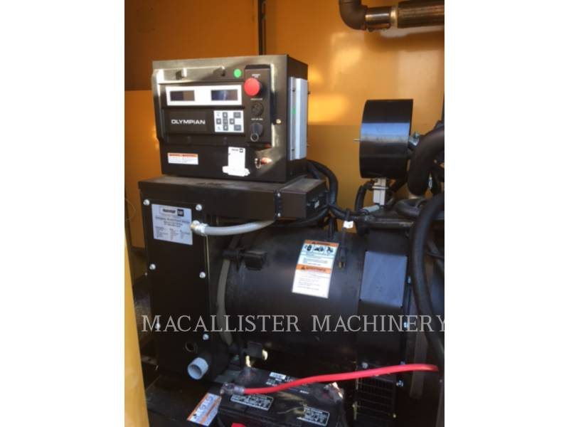 OLYMPIAN STATIONARY GENERATOR SETS G45 equipment  photo 4