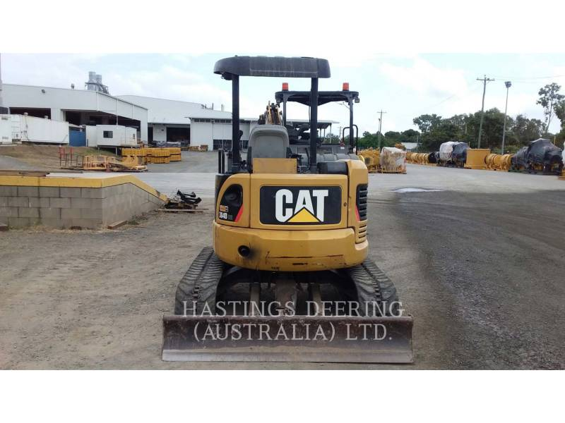 CATERPILLAR EXCAVADORAS DE CADENAS 304DCR equipment  photo 6