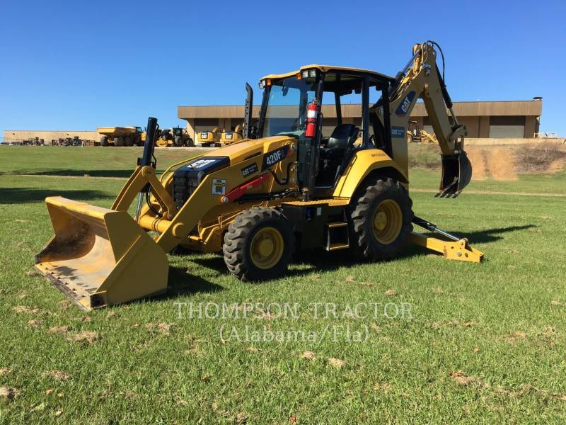 CATERPILLAR バックホーローダ 420F2 equipment  photo 12