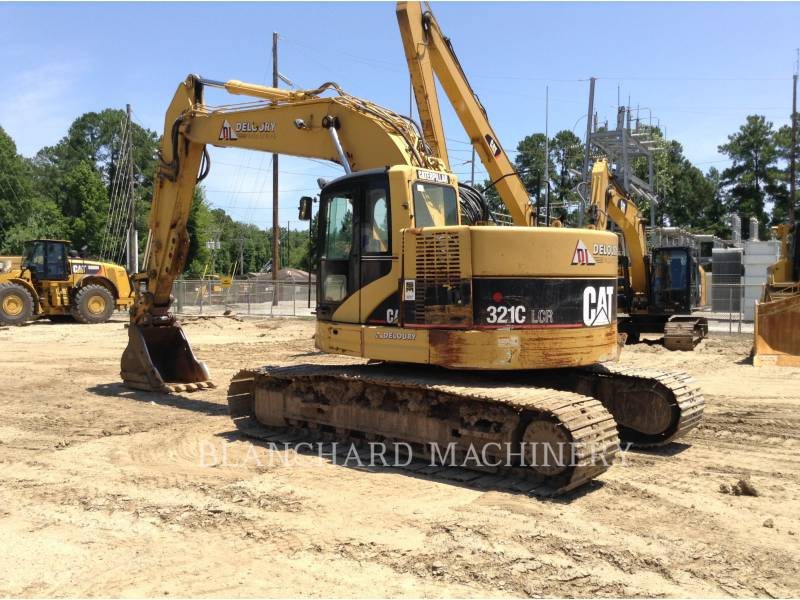 CATERPILLAR EXCAVADORAS DE CADENAS 321CL equipment  photo 3