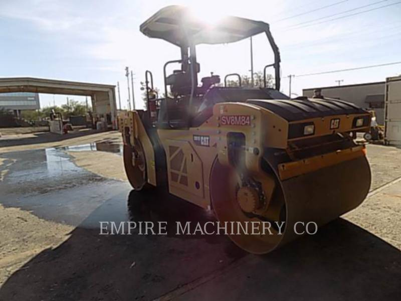 CATERPILLAR TAMBOR DOBLE VIBRATORIO ASFALTO CB10 equipment  photo 1