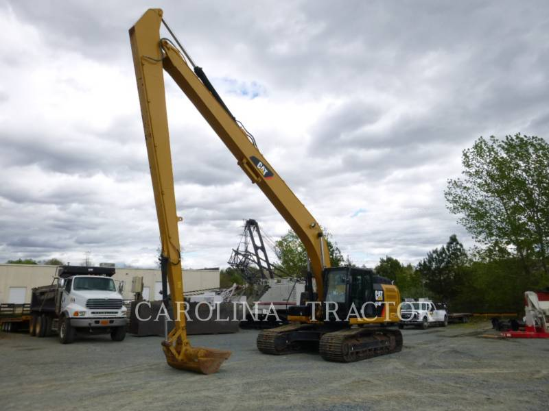 CATERPILLAR ESCAVADEIRAS 324E LR equipment  photo 5