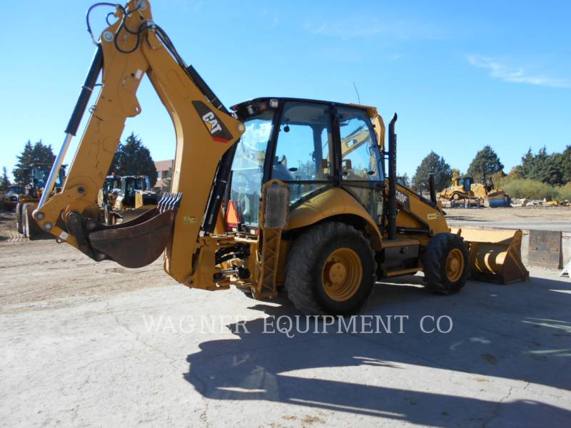 CATERPILLAR CHARGEUSES-PELLETEUSES 430F 4WDE equipment  photo 3