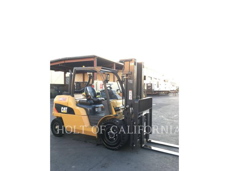 CATERPILLAR MITSUBISHI FORKLIFTS DP50CN equipment  photo 1