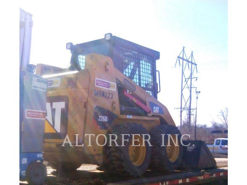 CATERPILLAR MINICARGADORAS 226B3 SA equipment  photo 3