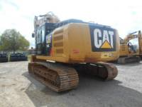 CATERPILLAR TRACK EXCAVATORS 329EL equipment  photo 10