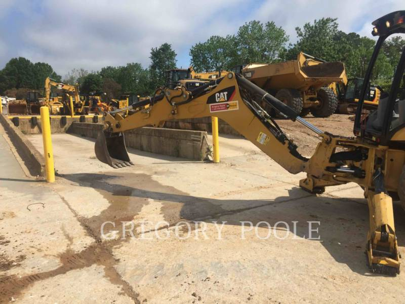 CATERPILLAR CHARGEUSES-PELLETEUSES 430F/IT equipment  photo 5