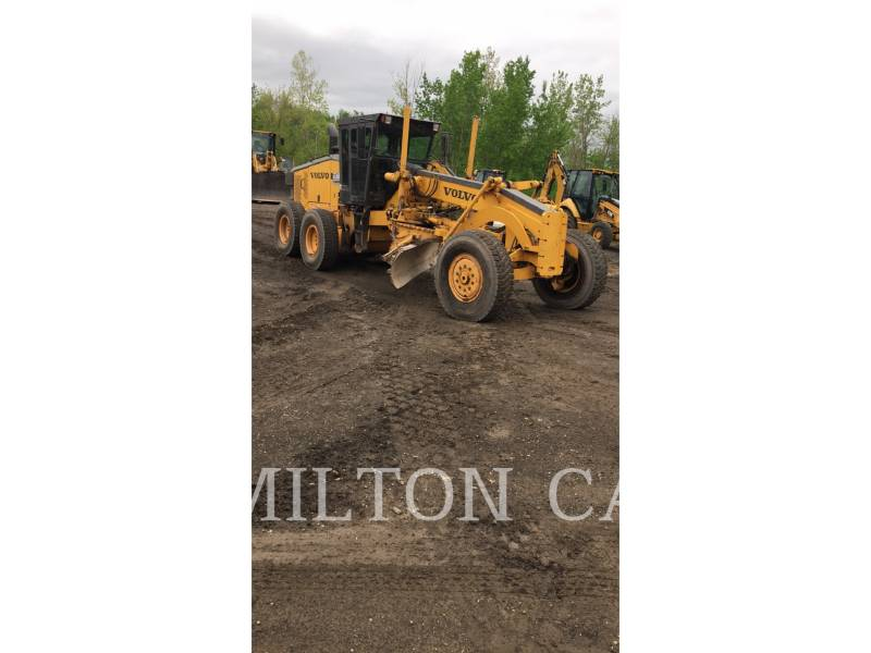 VOLVO CONSTRUCTION EQUIPMENT MOTORGRADER G726B equipment  photo 2