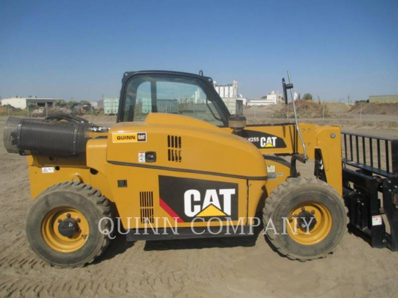 CATERPILLAR TELEHANDLER TH255 equipment  photo 2