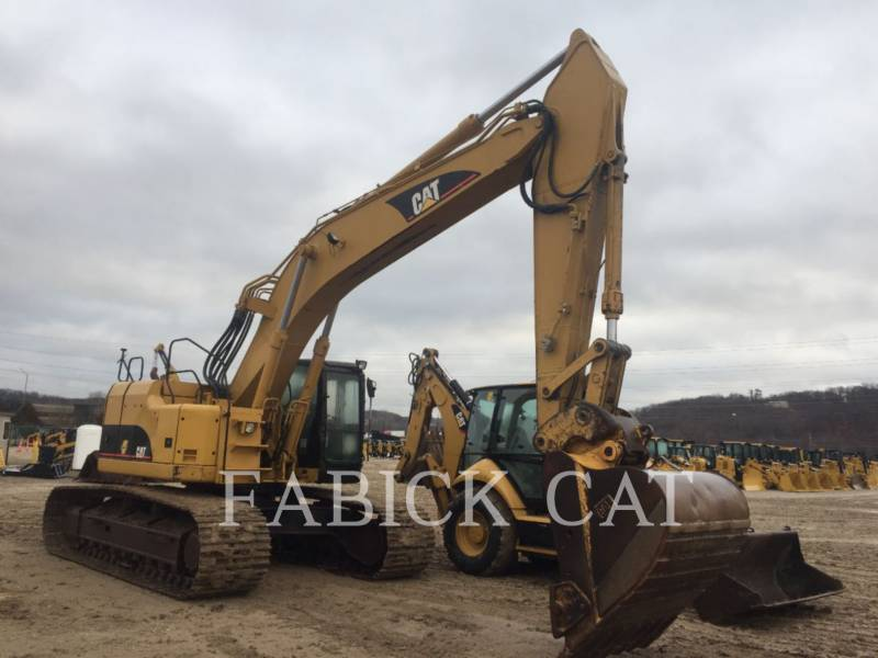 CATERPILLAR TRACK EXCAVATORS 325CCR equipment  photo 1