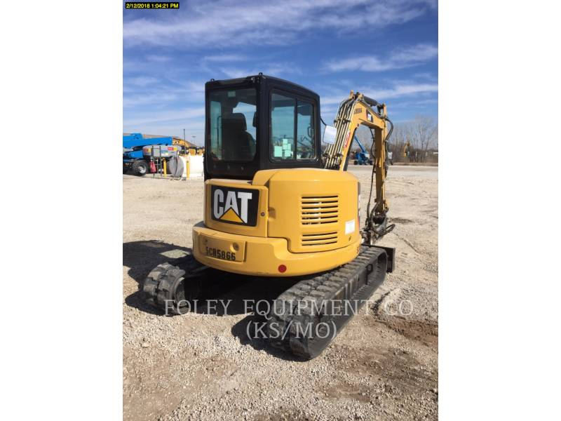 CATERPILLAR TRACK EXCAVATORS 305.5E2LC equipment  photo 4