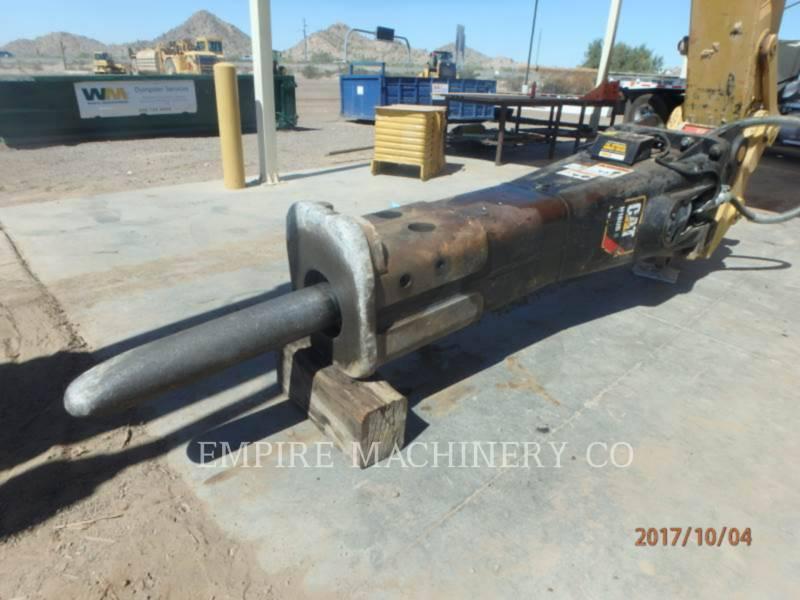 CATERPILLAR WT - ハンマー H160DS equipment  photo 3