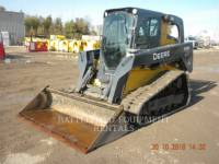Equipment photo JOHN DEERE 333E PALE CINGOLATE MULTI TERRAIN 1