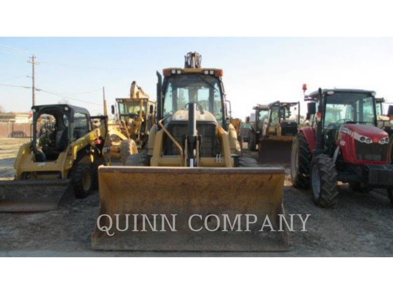 CATERPILLAR BACKHOE LOADERS 450F equipment  photo 8