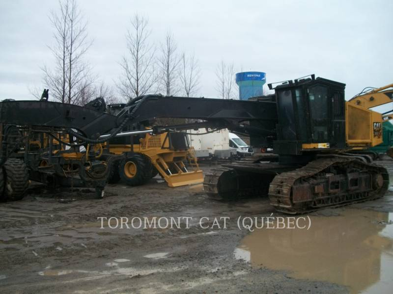 CATERPILLAR FORESTRY - FELLER BUNCHERS - TRACK 551 equipment  photo 3
