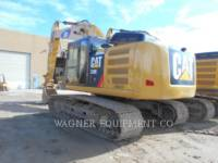 CATERPILLAR PELLES SUR CHAINES 329EL HMR equipment  photo 1