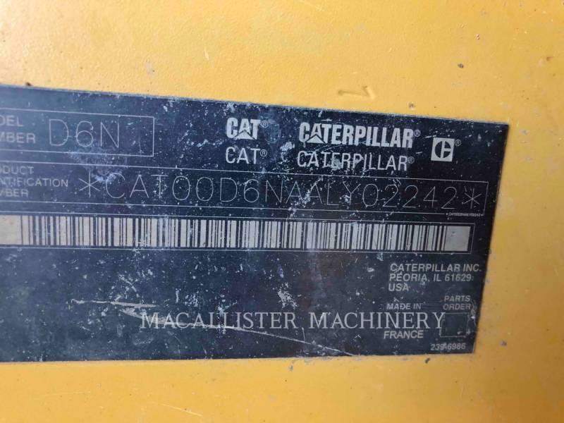 CATERPILLAR TRACTEURS SUR CHAINES D6NLGP equipment  photo 13