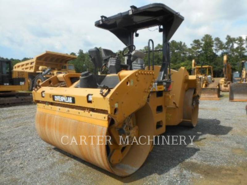 CATERPILLAR コンパクタ CB64 equipment  photo 3