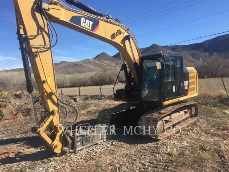 CATERPILLAR ESCAVADEIRAS 316E L CF equipment  photo 1