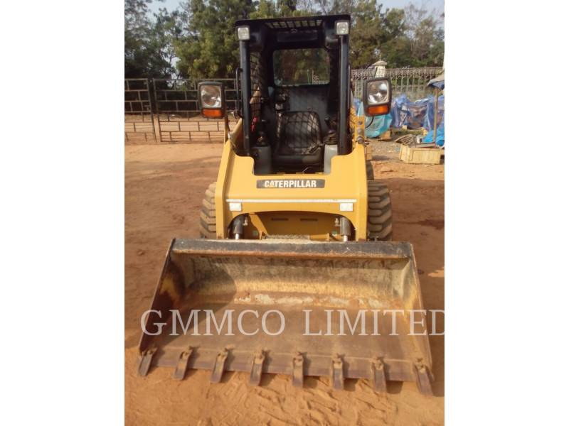 CATERPILLAR PALE COMPATTE SKID STEER 216B3LRC equipment  photo 5