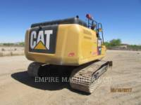 CATERPILLAR TRACK EXCAVATORS 326FL equipment  photo 2