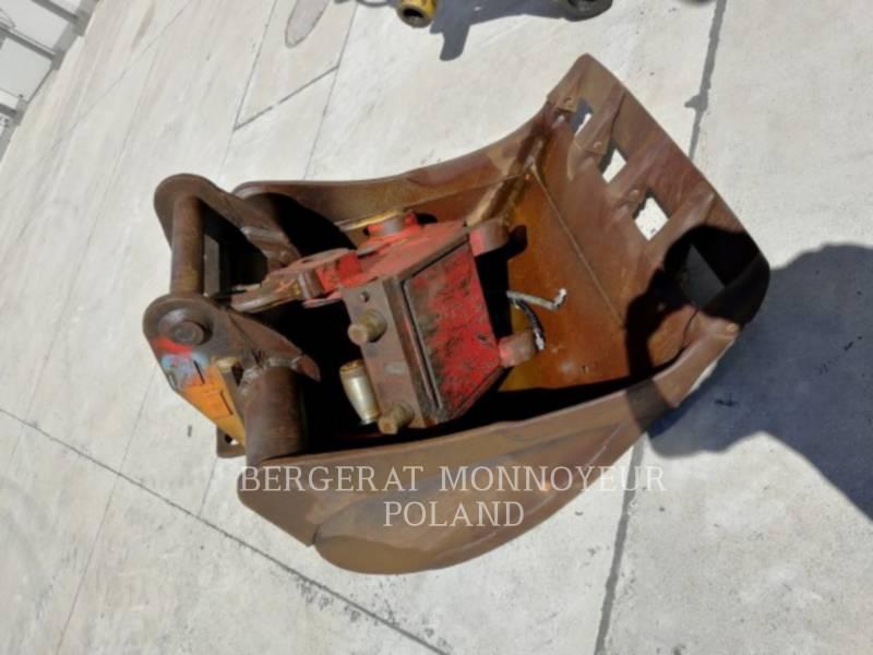 CATERPILLAR PELLES SUR PNEUS M318D equipment  photo 6