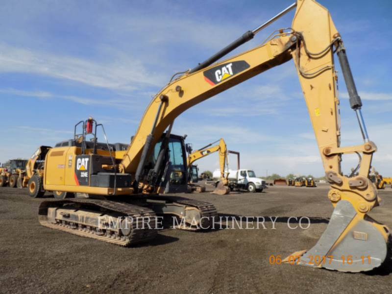 CATERPILLAR トラック油圧ショベル 324EL equipment  photo 1