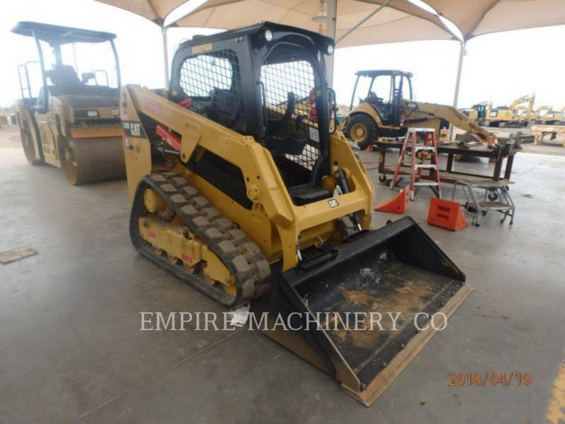 CATERPILLAR MULTITERREINLADERS 239D equipment  photo 1