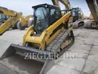 CATERPILLAR CARGADORES MULTITERRENO 299DS equipment  photo 1