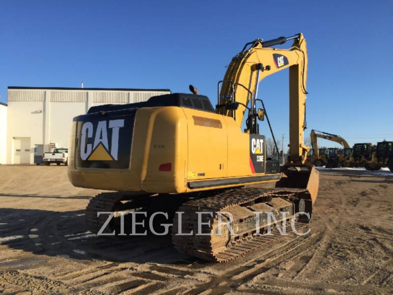CATERPILLAR ESCAVADEIRAS 336E equipment  photo 3